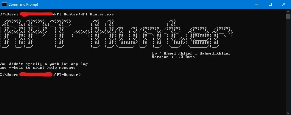 apt hunter